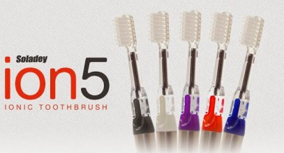 Soladey ION5 Ionic Toothbrush