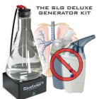 Silver Lungs Deluxe Generator Kit (no Nebulizer)