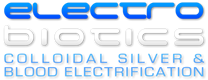 Electro Biotics - Colloidal Silver, Blood Zapping, EMF Protection, Water Filters & Ionizers + More